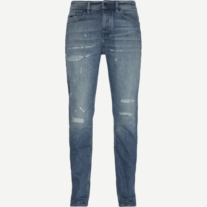 Jeans - Tapered fit - Denim