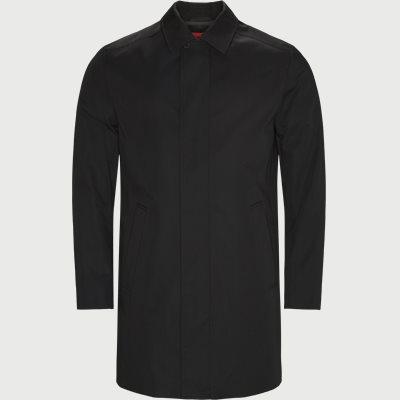 Marec Jacket Slim | Marec Jacket | Sort