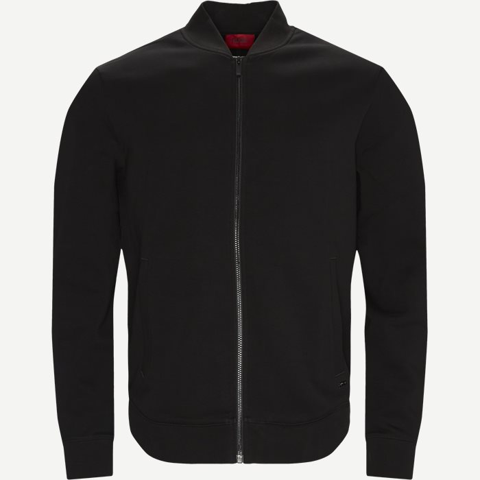 Sweatshirts - Loose fit - Schwarz