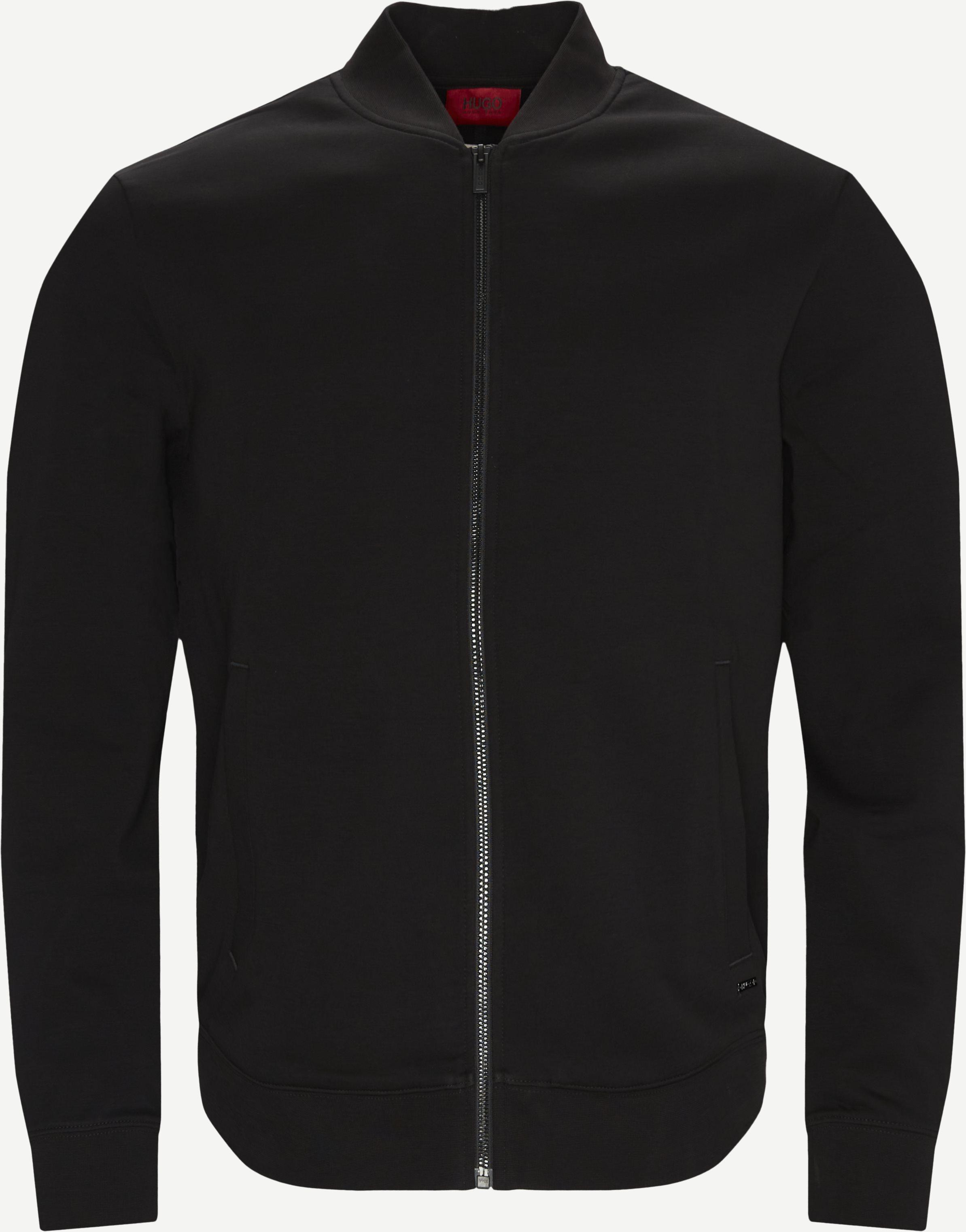 Sweatshirts - Loose fit - Black