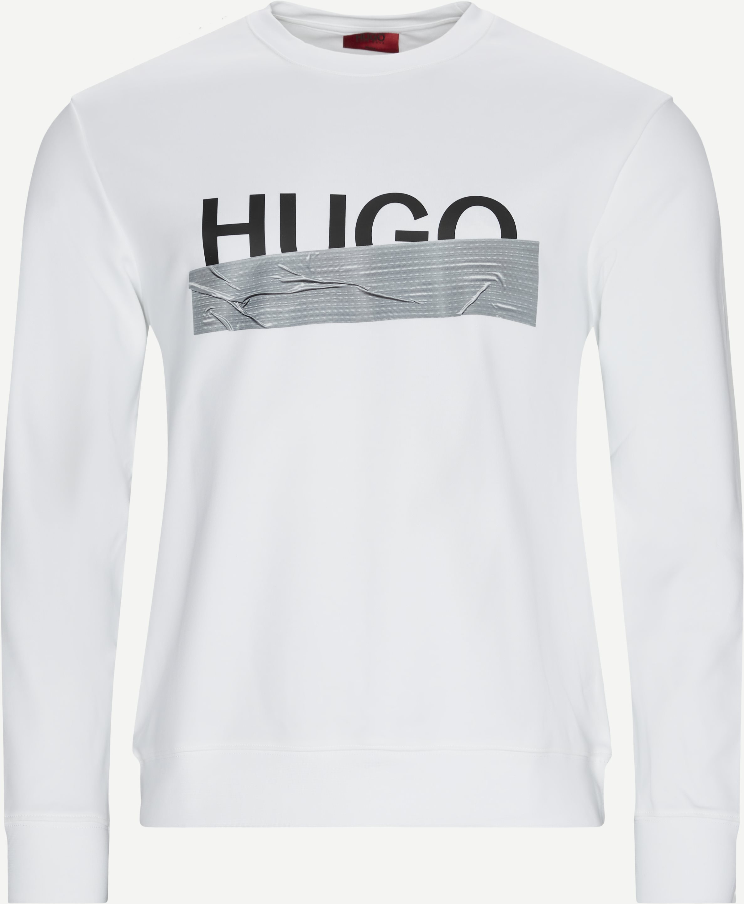 Sweatshirts - Regular - Weiß
