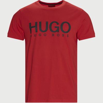 Dolive T-shirt Regular | Dolive T-shirt | Rød
