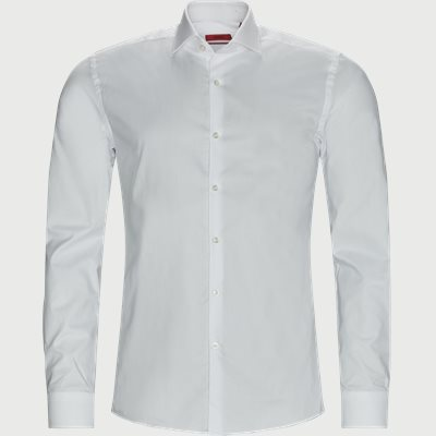 Kason Skjorte Slim fit | Kason Skjorte | Hvid
