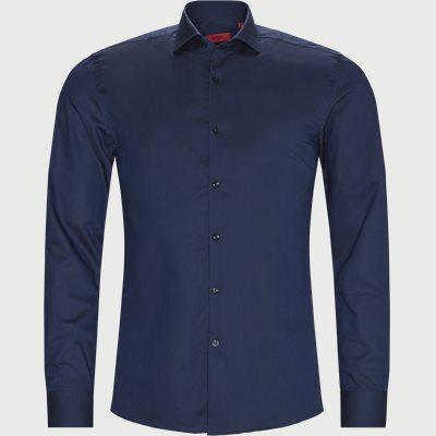 Kason Skjorte Slim fit | Kason Skjorte | Blå