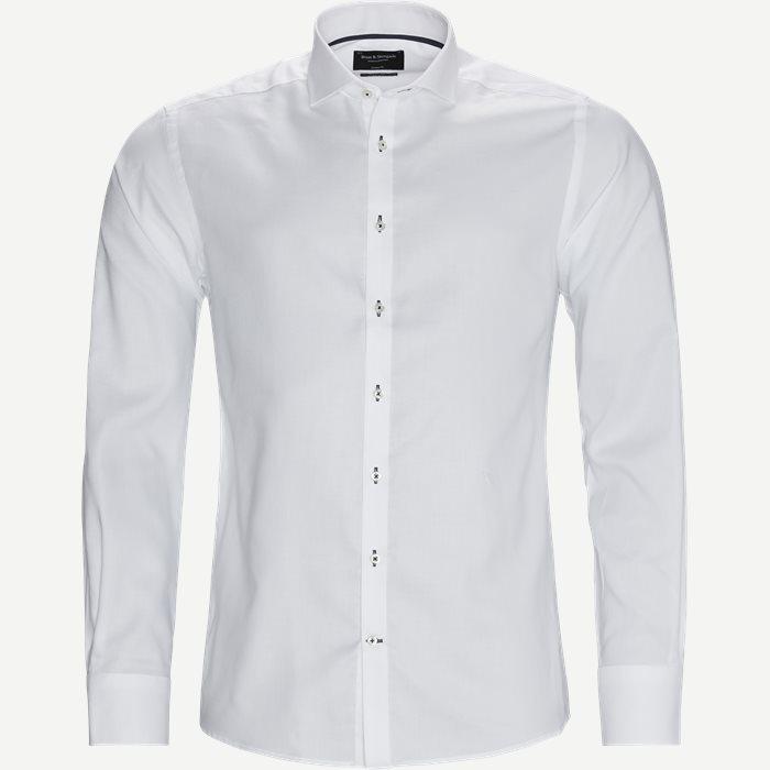 Ricci Skjorte - Skjorter - Modern fit - Hvid