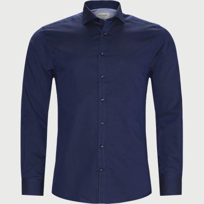 Owen Skjorte Slim | Owen Skjorte | Blå