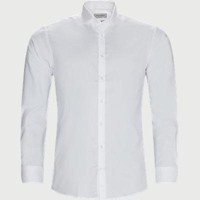 Stahl Skjorte Slim | Stahl Skjorte | Hvid