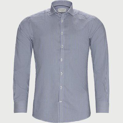 Ratboy Skjorte Slim | Ratboy Skjorte | Blå