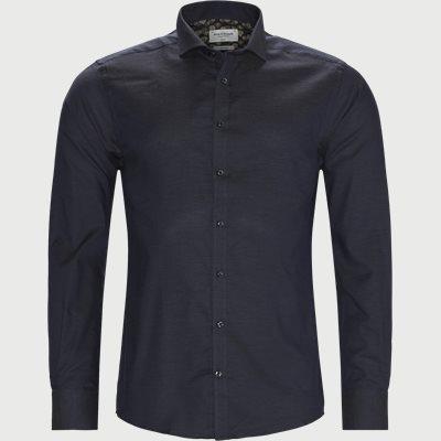 Slim fit | Skjortor | Blå