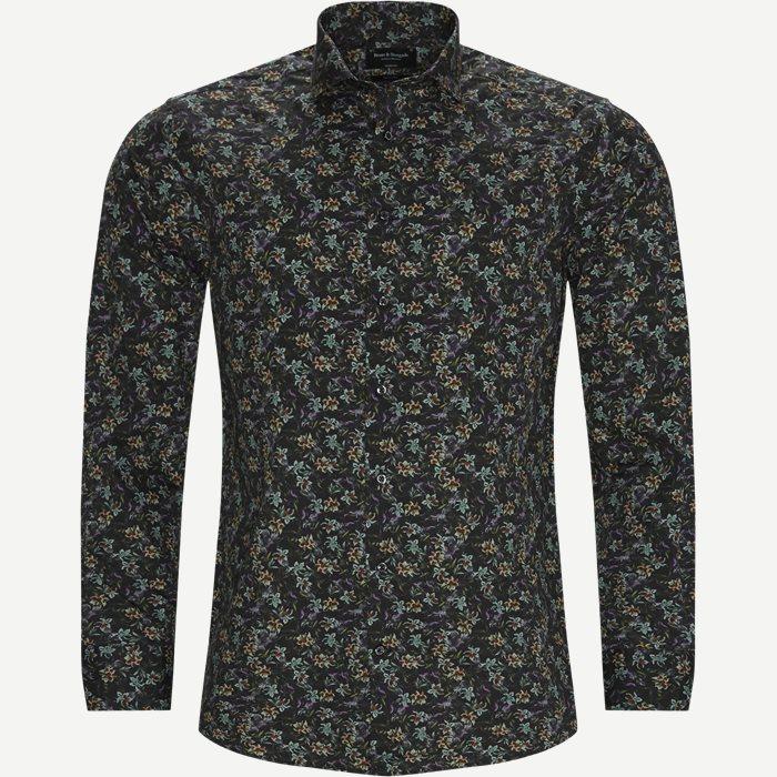 Shirts - Modern fit - Black