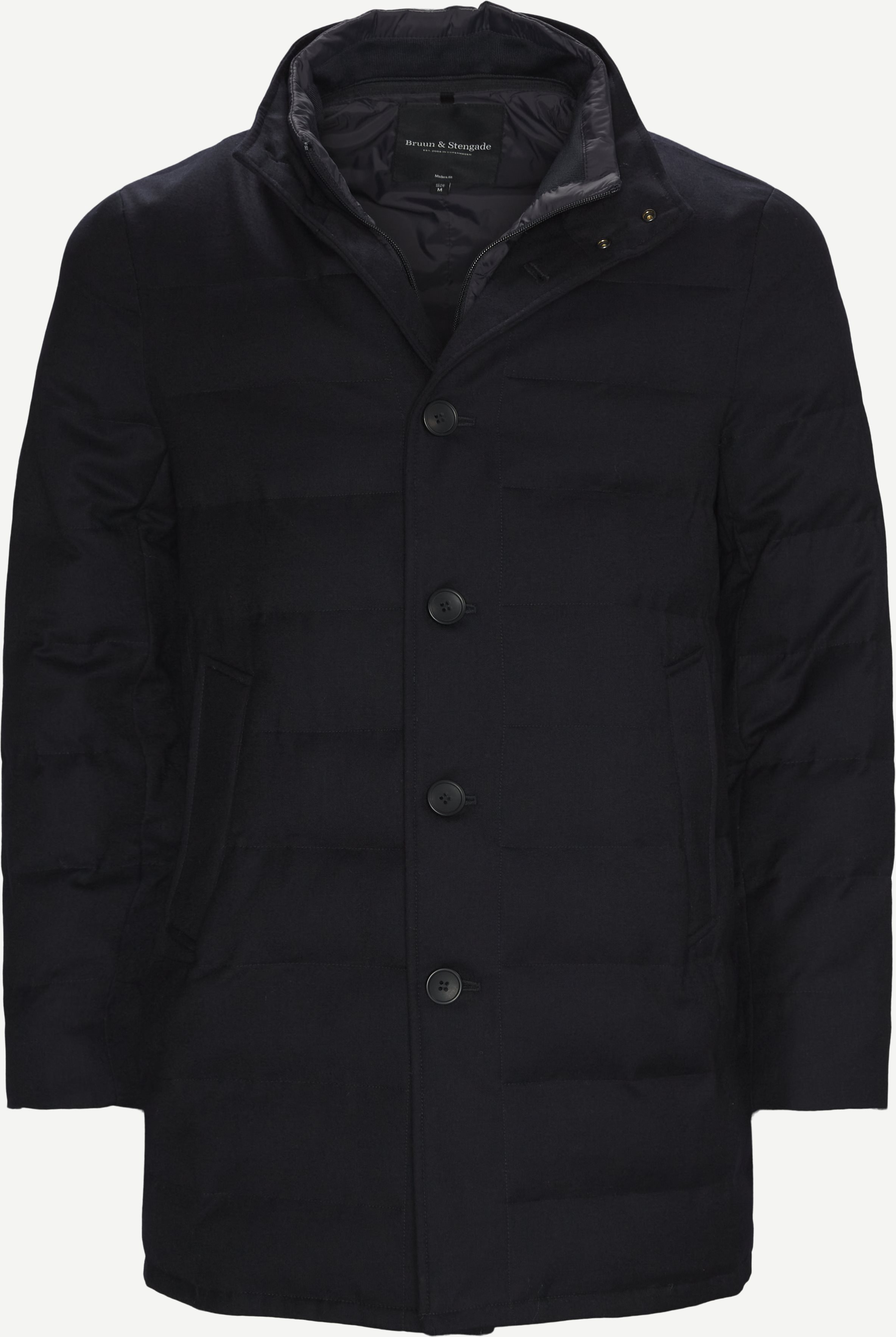 Richmond Jacket - Jackets - Regular - Blue