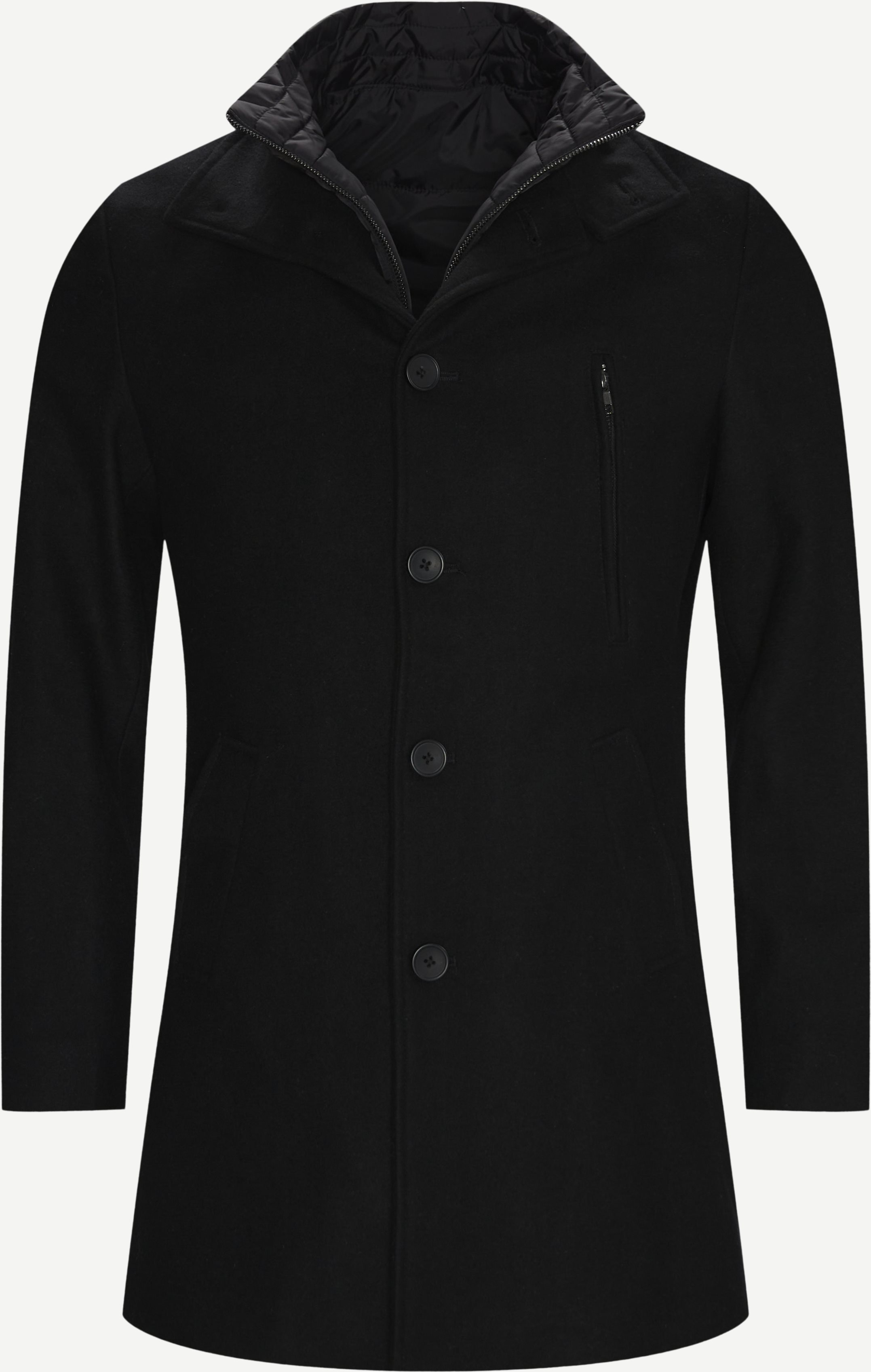 Ontario Jacket - Jackets - Regular - Black