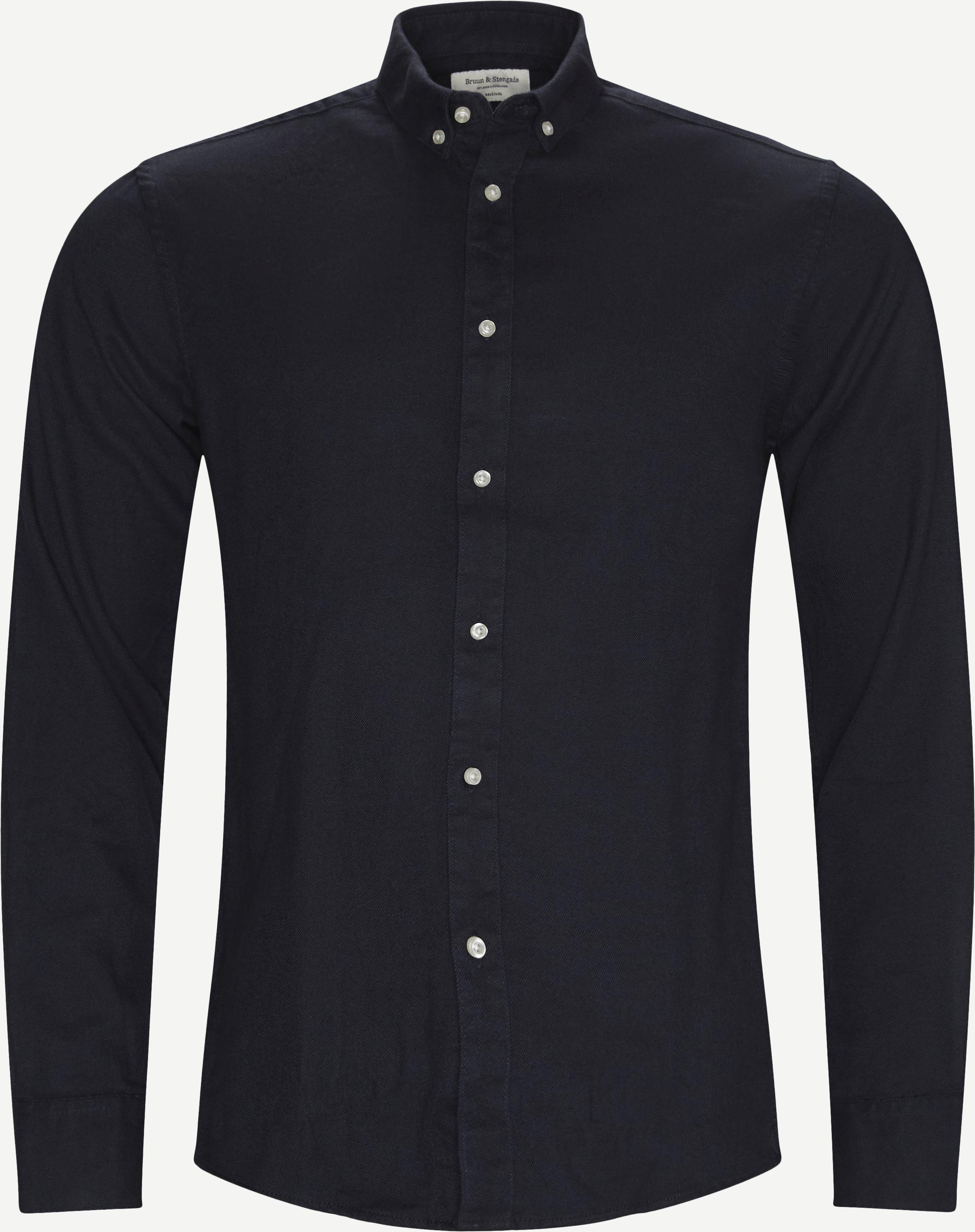 Osaka Skjorte - Skjorter - Slim fit - Blå