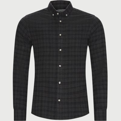 Slim fit | Hemden | Grau