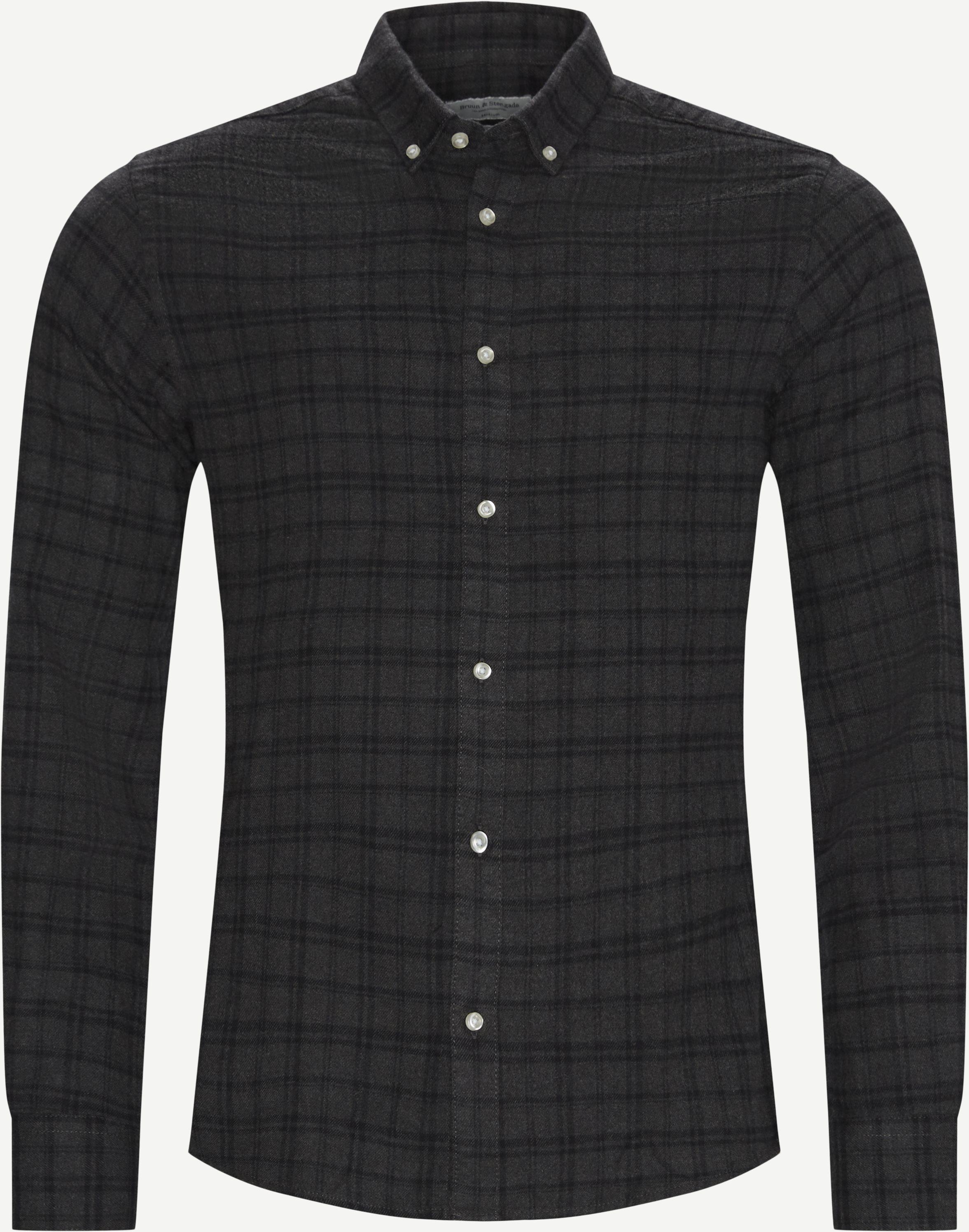Hemden - Slim fit - Grau