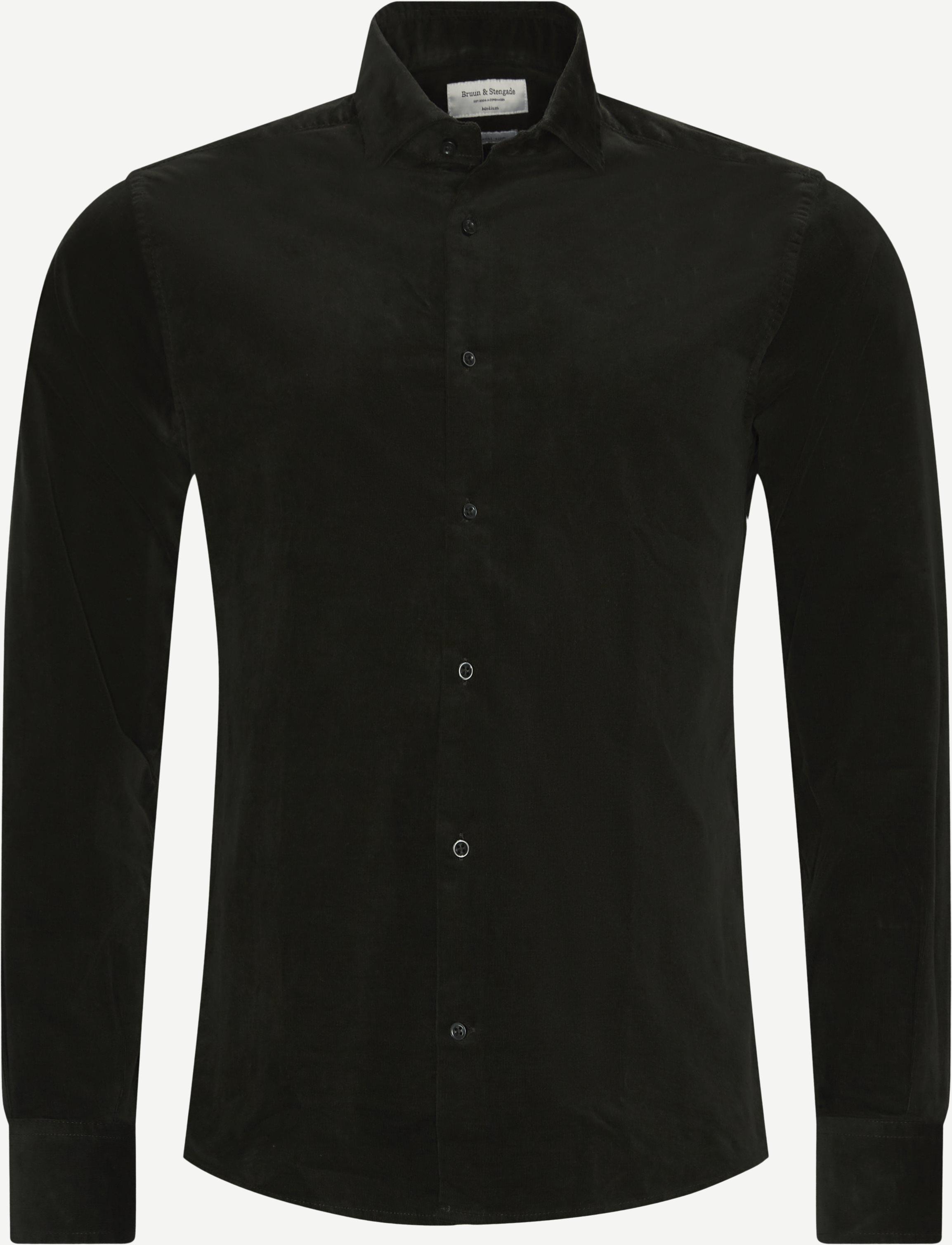 Kyoto Shirt - Skjortor - Regular slim fit - Grön