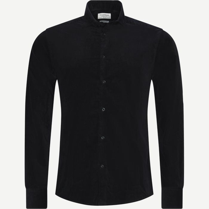 Kyoto Shirt - Skjorter - Regular slim fit - Blå