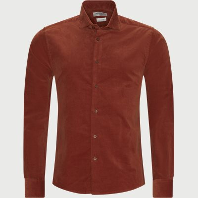 Kyoto Shirt Regular slim fit | Kyoto Shirt | Orange