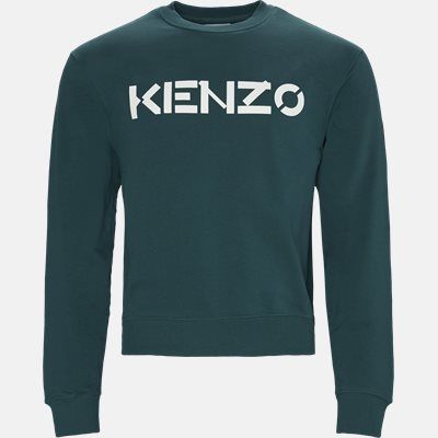 Oversized | Sweatshirts | Blå