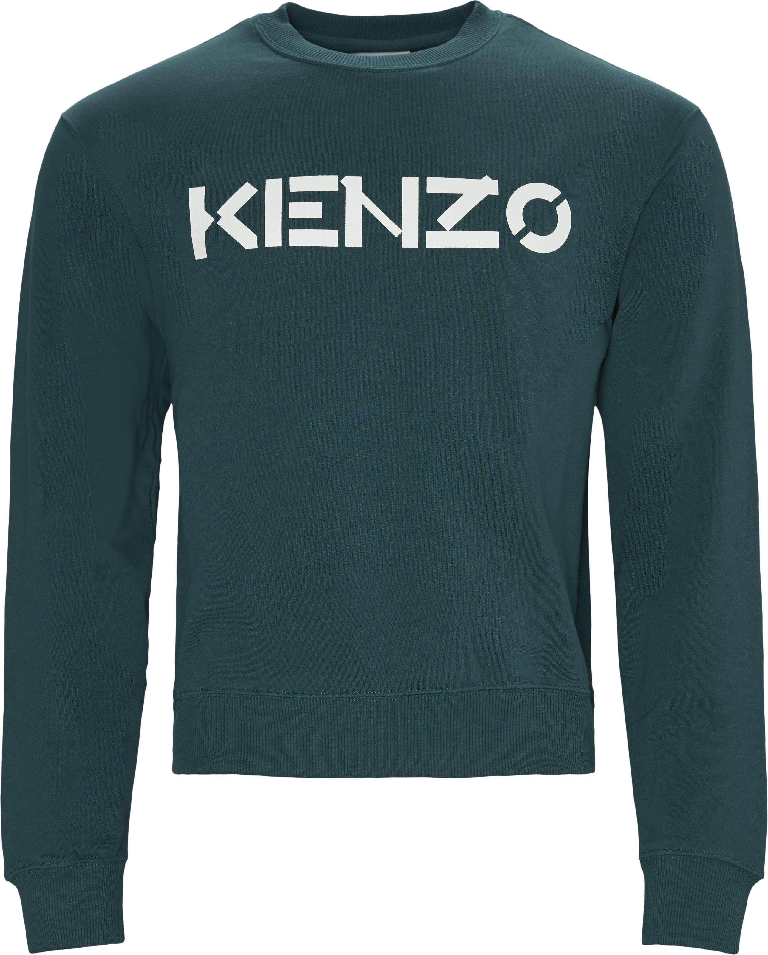 Sweatshirts - Oversize fit - Blue