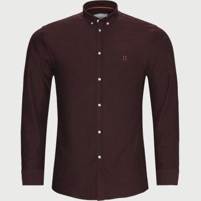 Oliver Oxford Shirt Slim fit | Oliver Oxford Shirt | Bordeaux