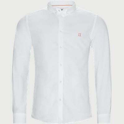 Oliver Oxford Shirt Slim | Oliver Oxford Shirt | Hvid