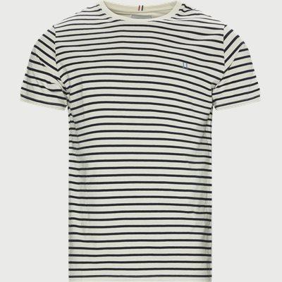 Sailor Stripe T-shirt Regular | Sailor Stripe T-shirt | Hvid