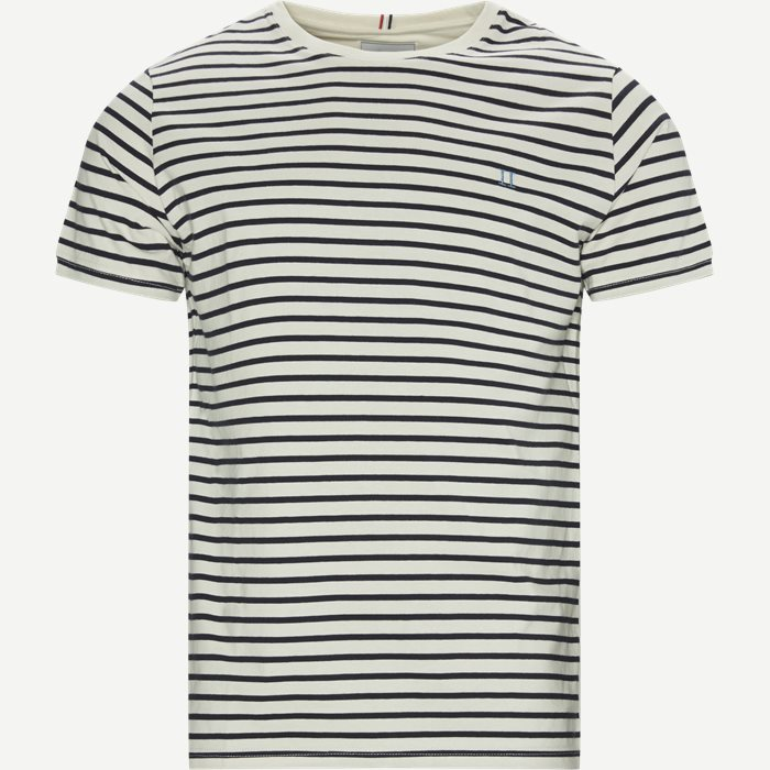 Sailor Stripe T-shirt - T-shirts - Regular - Hvid