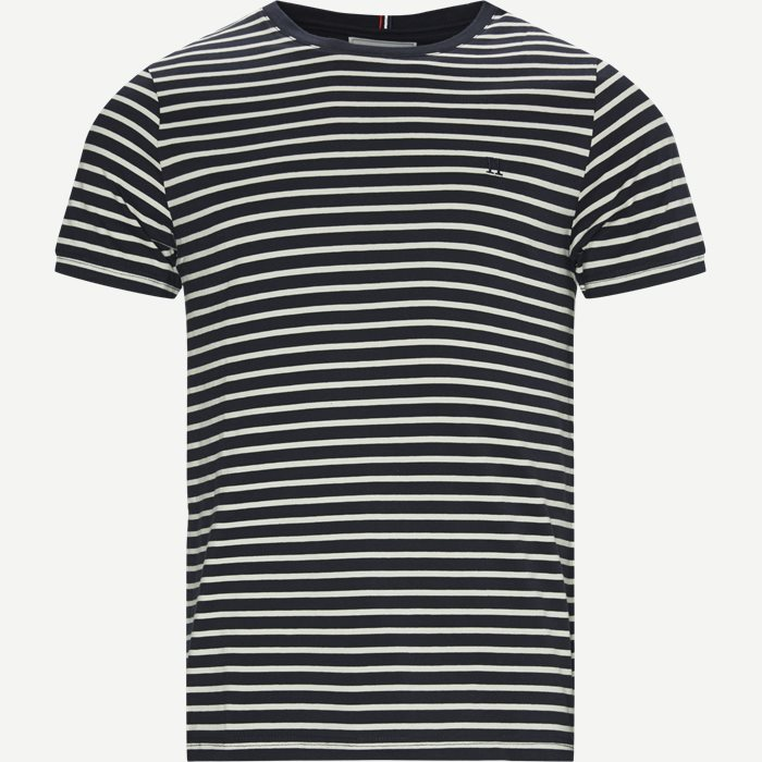 Sailor Stripe T-shirt - T-shirts - Regular - Blå