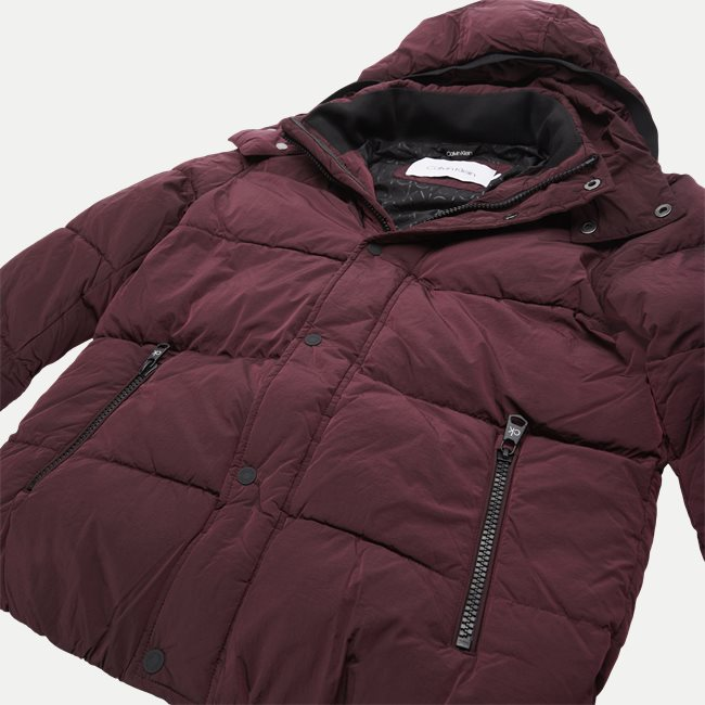Crinkle Nylon Jacket