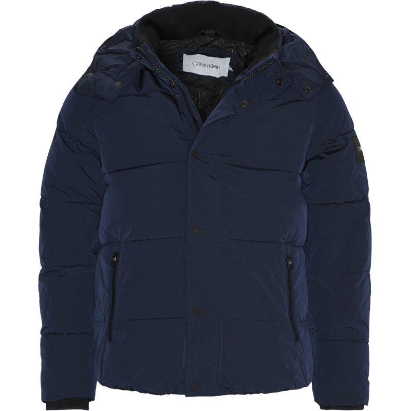 Calvin klein - crinkle nylon jacket fra calvin klein fra kaufmann.dk