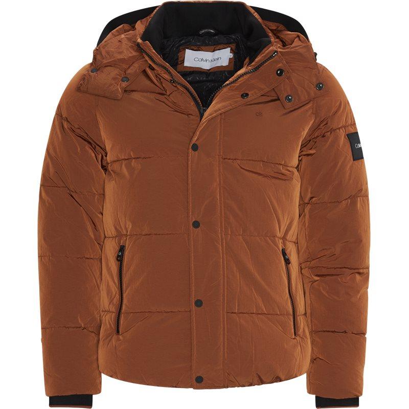 calvin klein – Calvin klein - crinkle nylon jacket fra kaufmann.dk