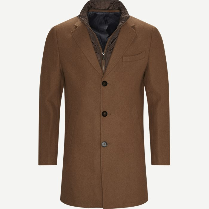 Cadoc Coat - Jakker - Regular - Brun