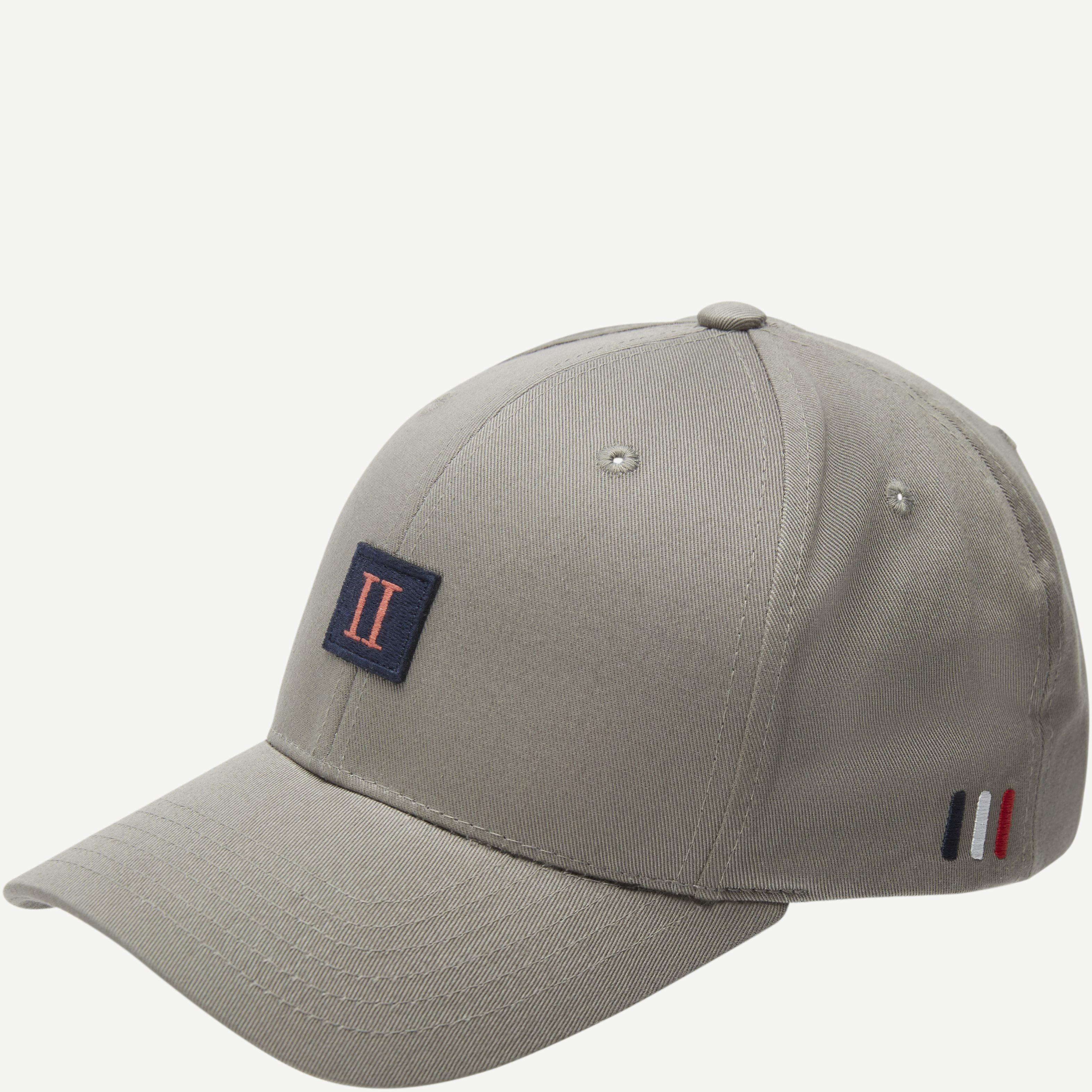 Piece Baseball Cap - Caps - Grå