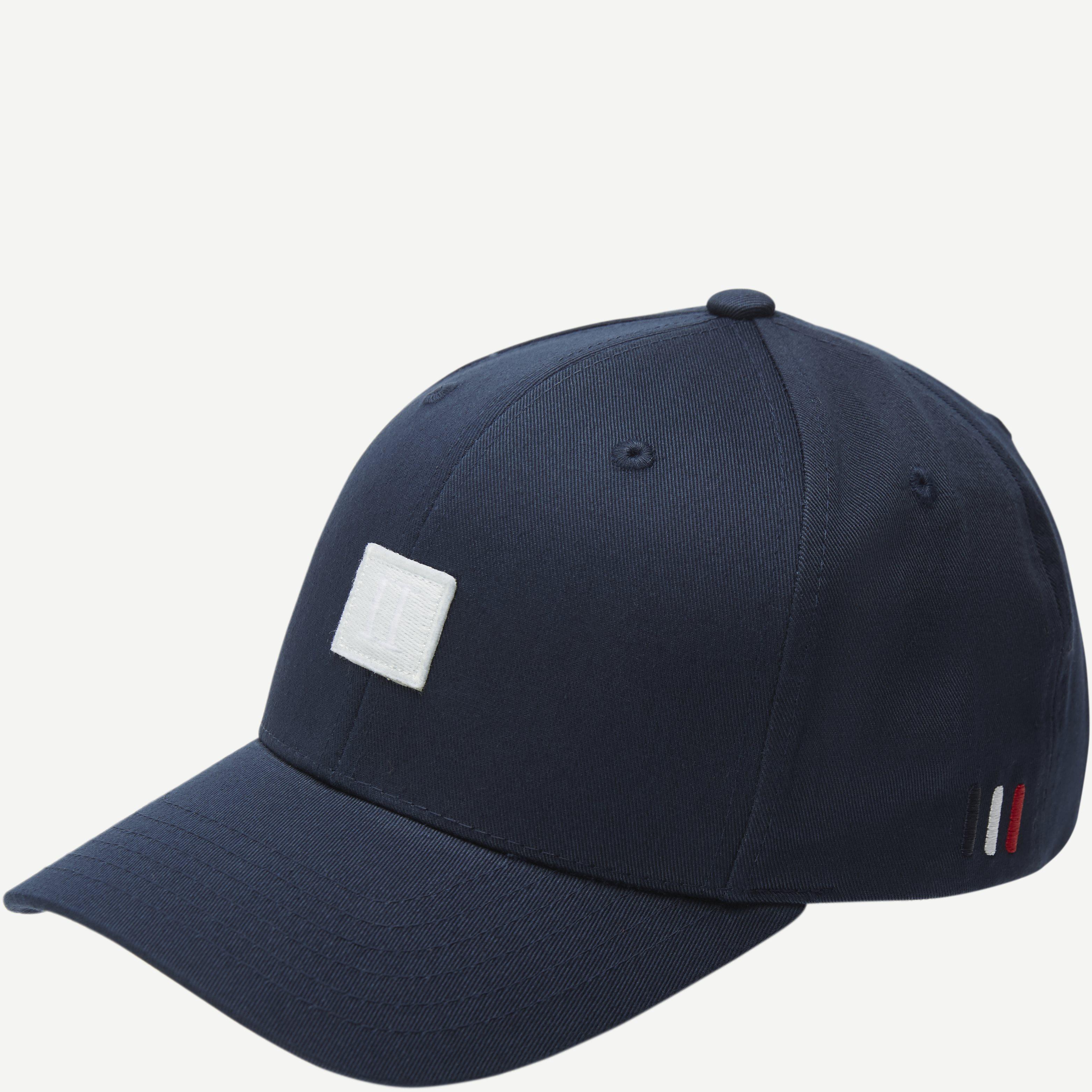 Piece Baseball Cap - Caps - Blå