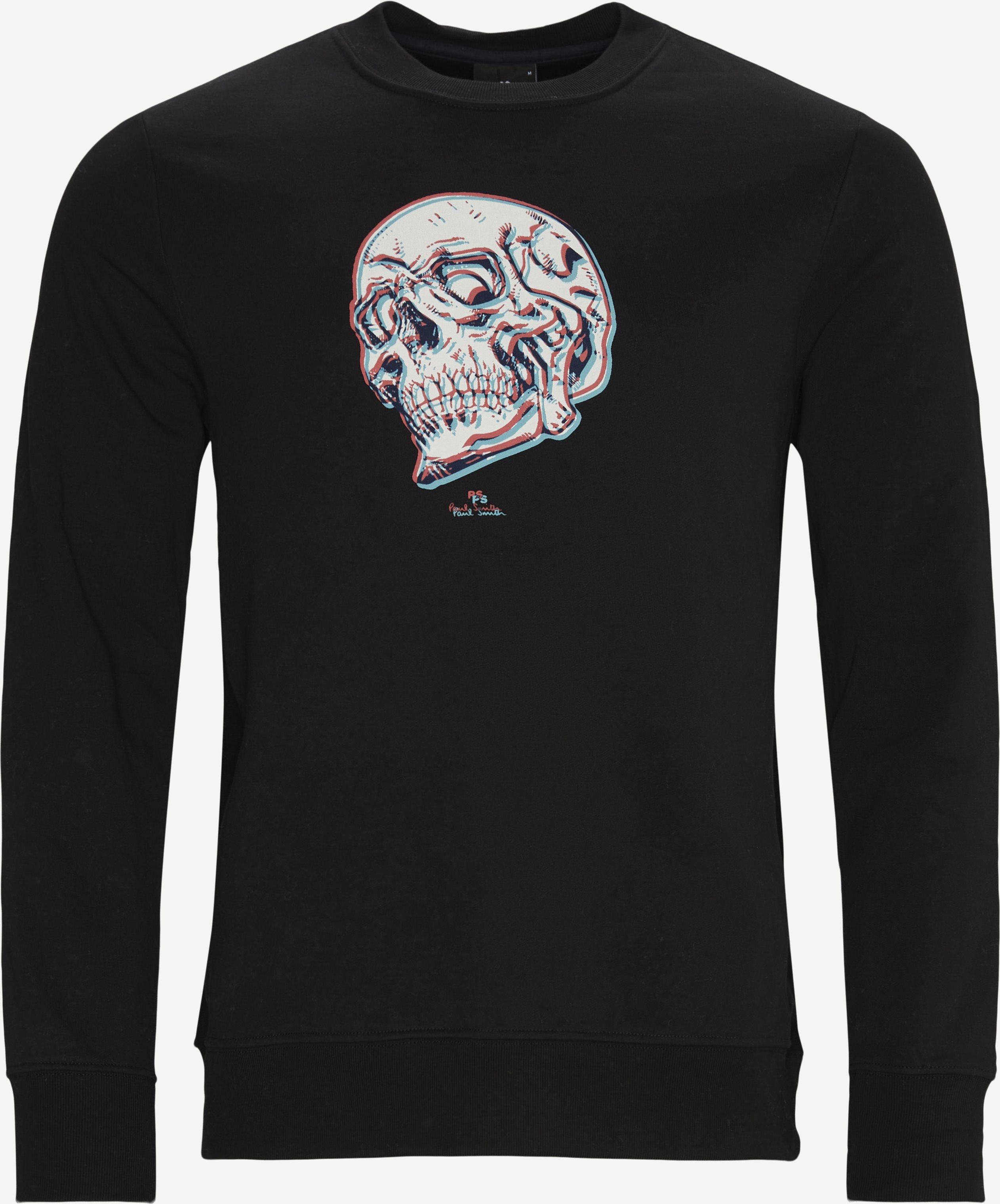 Sweatshirts - Svart