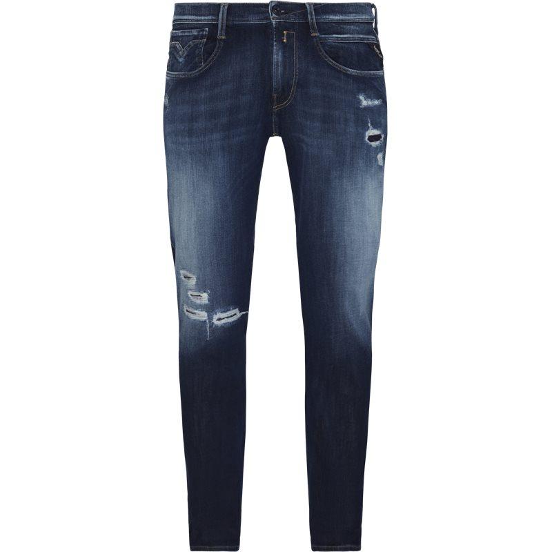 Replay - Anbass Hyperflex Jeans