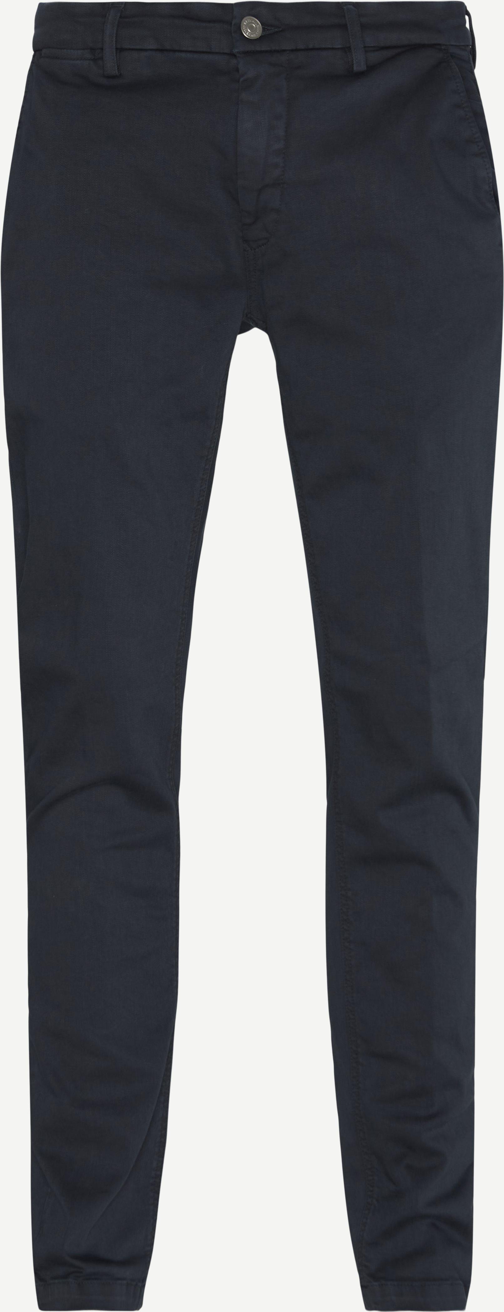 M9627L Chinos - Byxor - Regular - Blå