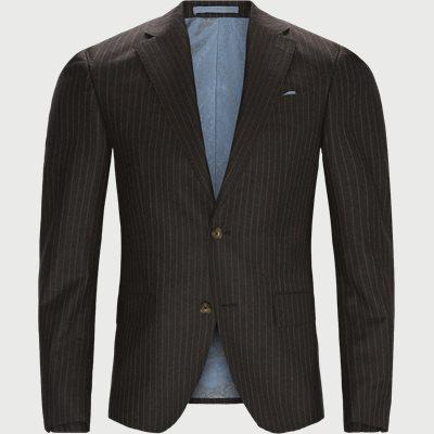 Modern fit | Blazer | Brun