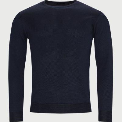 IQ Striktrøje  Regular | IQ Striktrøje  | Blå