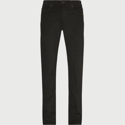 Suede Touch Burton Jeans Modern fit | Suede Touch Burton Jeans | Army