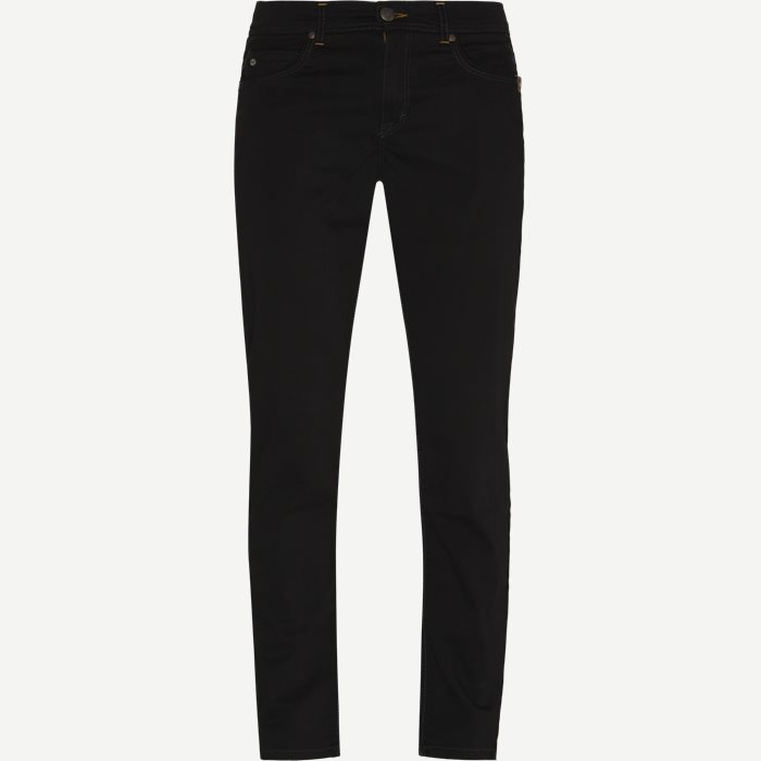 Suede Touch Burton Jeans - Jeans - Modern fit - Sort