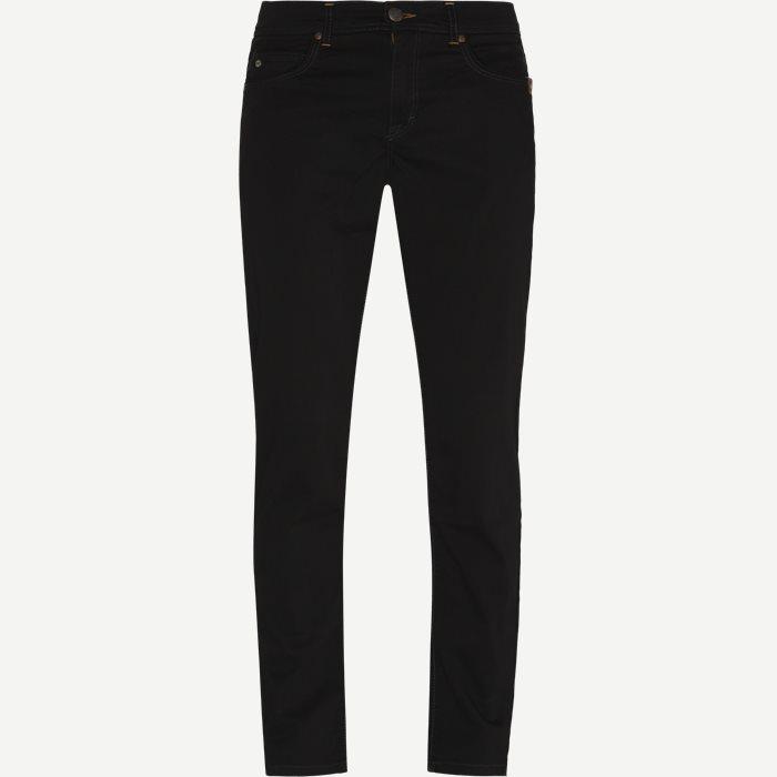 Jeans - Modern fit - Svart