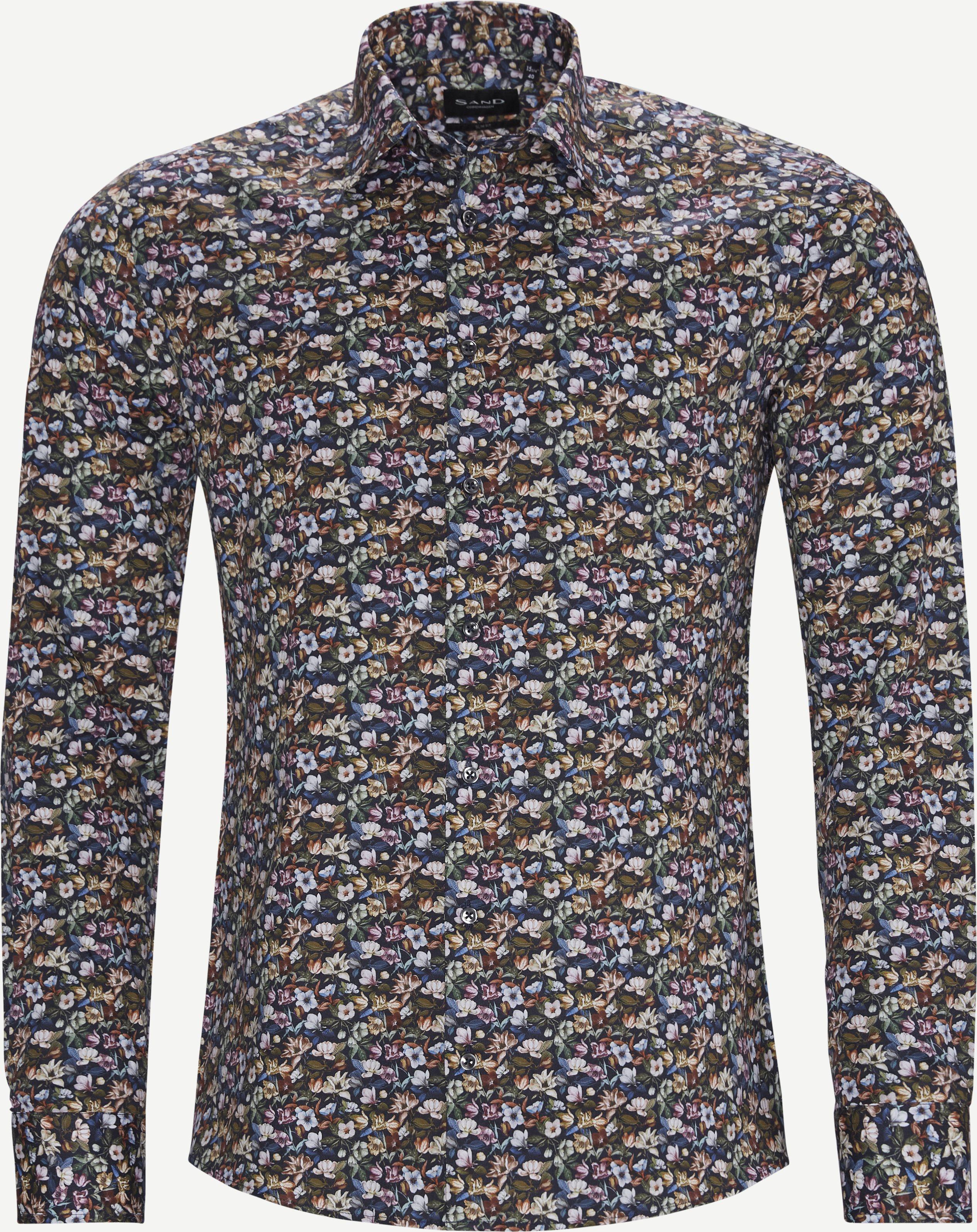 8644 Iver 2/State N 2 Skjorte - Skjorter - Grøn