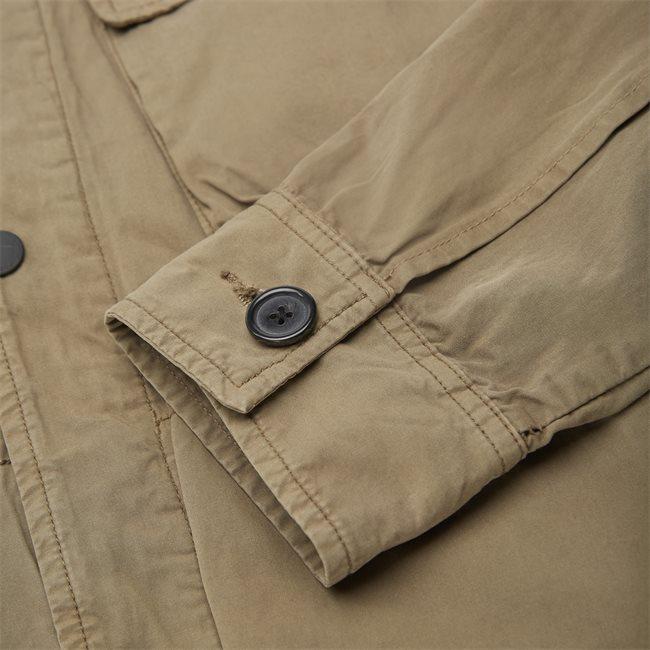 Snap Front Overshirt