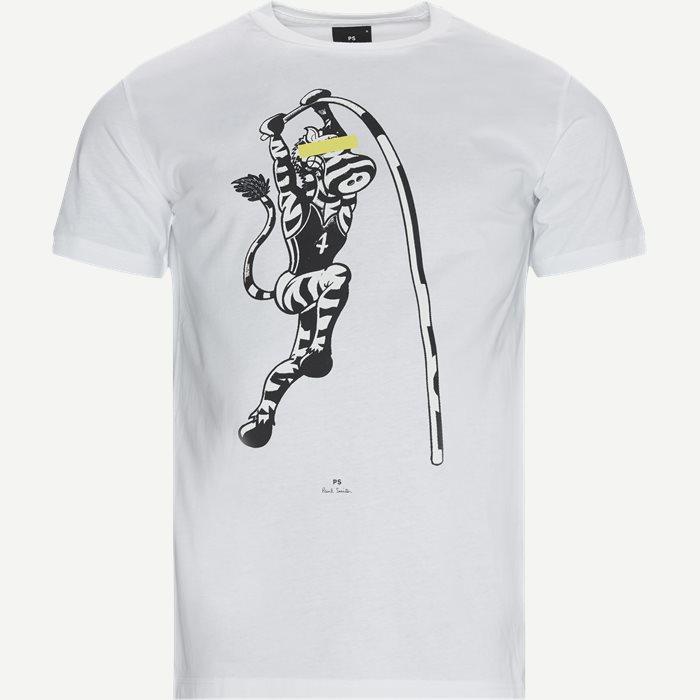 Vault Z T-shirt - T-shirts - Regular - White