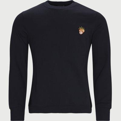 Sweatshirts | Blå