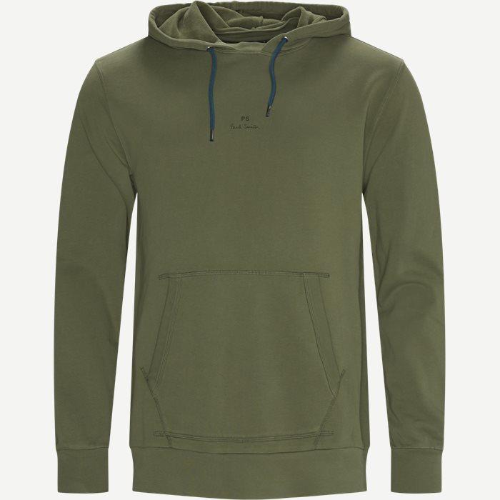 Sweatshirts - Grün
