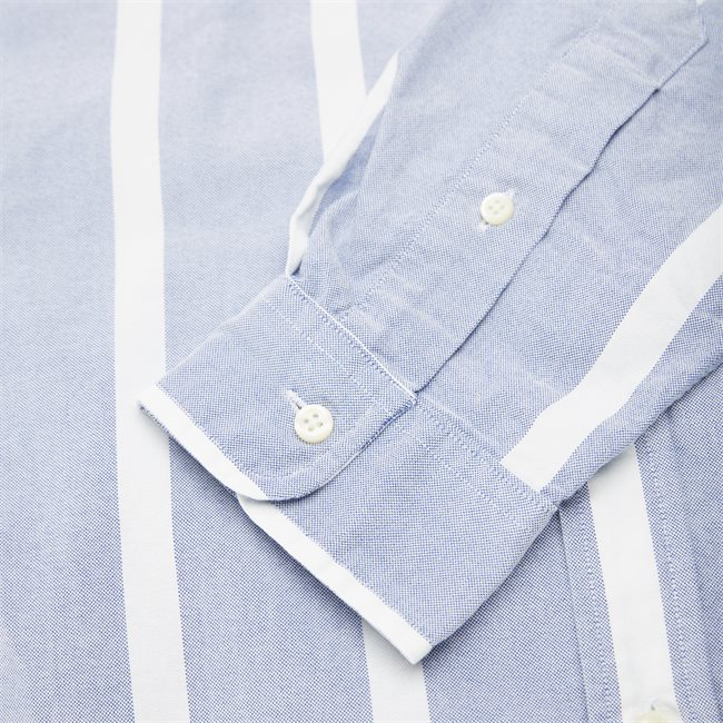 Striped Custom Fit Shirt