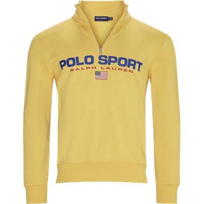 Polo Sport Half-Zip Sweatshirt Regular | Polo Sport Half-Zip Sweatshirt | Gul